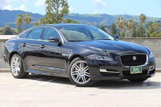 NEW 2017 JAGUAR XJ XJ R-SPORT RWD SEDAN