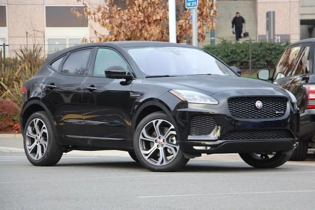 NEW 2018 JAGUAR E-PACE FIRST EDITION WITH NAVIGATION AWD