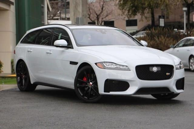 NEW 2018 JAGUAR XF S AWD