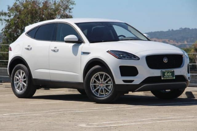 NEW 2018 JAGUAR E-PACE AWD