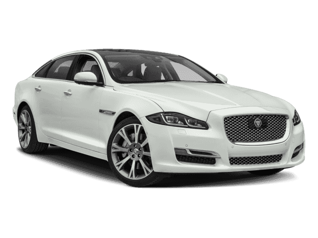New 2018 Jaguar XJL Supercharged Sedan
