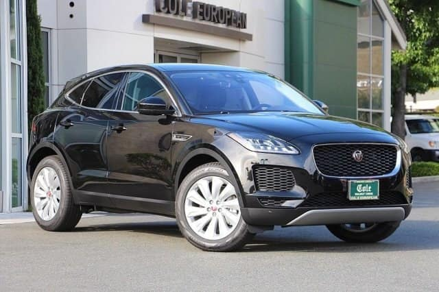 New 2018 Jaguar E-PACE SE AWD