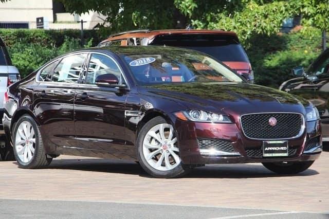 2018 Jaguar XF 25t Premium RWD Sedan