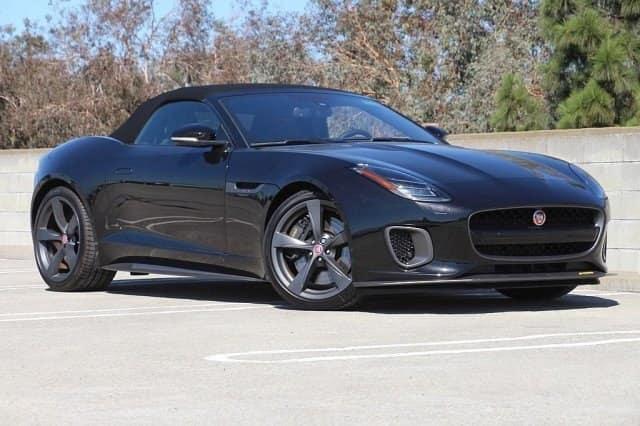 New 2018 Jaguar F-TYPE 400 Sport