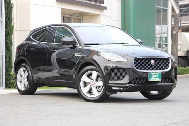 New 2018 Jaguar E-PACE R-Dynamic SE With Navigation & AWD