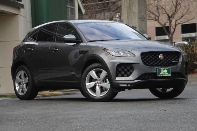 New 2018 Jaguar E-PACE R-Dynamic S AWD