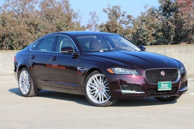 New 2019 Jaguar XF 25t Prestige RWD Sedan