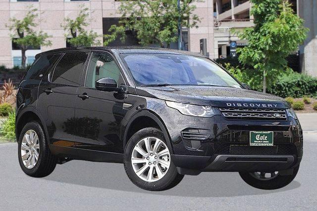 2017 Discovery Sport SE 4WD