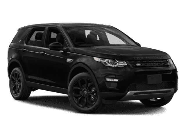 2017 Land Rover Discovery Sport HSE LUX 4WD