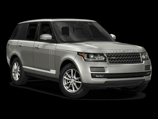 2017 Land Rover Range Rover V6 Turbocharged Diesel HSE TD6 3.0L 4WD w/ Navigation