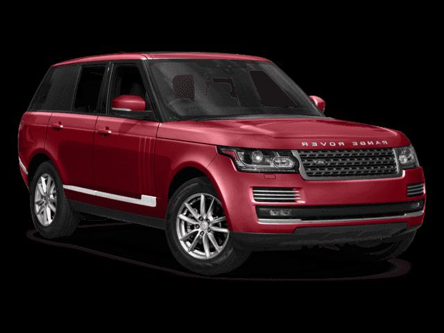 2017 Land Rover Range Rover V8 Supercharged 5.0L 4WD w/ Navigation
