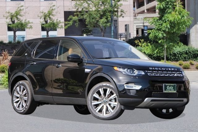 2017 LAND ROVER DISCOVERY SPORT HSE LUX FOUR WHEEL DRIVE SUV