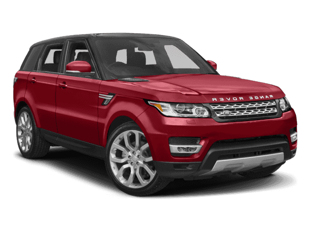 2017 LAND ROVER RANGE ROVER SPORT 5.0L V8 SUPERCHARGED WITH NAVIGATION & 4WD
