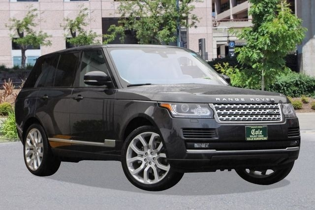 NEW 2017 LAND ROVER RANGE ROVER TURBOCHARGED HSE TD6