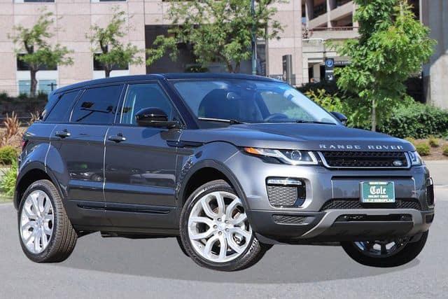 2017 Land Rover Range Rover Evoque SE 4WD