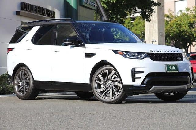 2017 Land Rover Range Discovery HSE Luxury 4WD