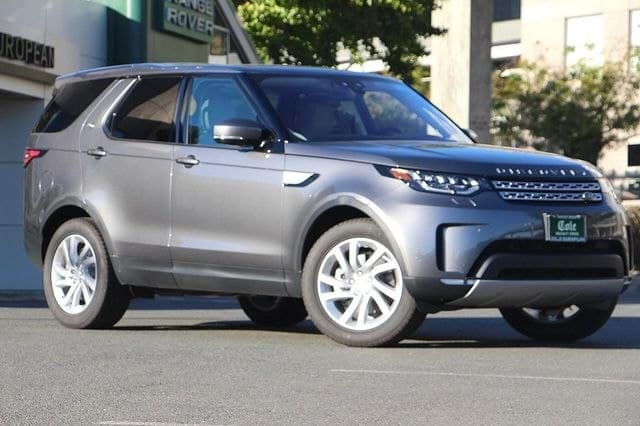NEW 2017 LAND ROVER DISCOVERY HSE DIESEL 4WD