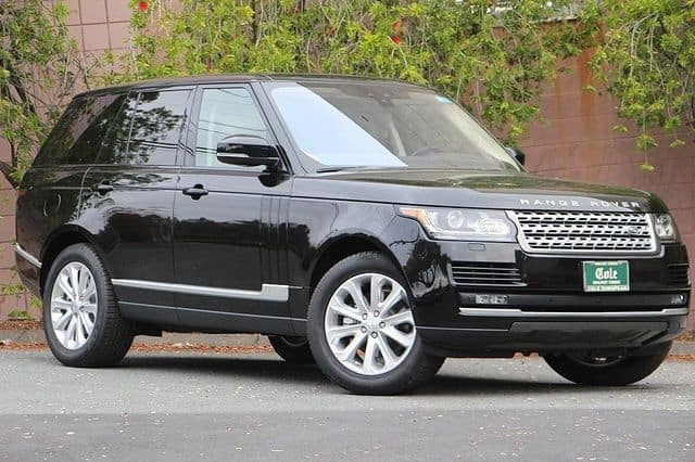 NEW 2017 LAND ROVER RANGE ROVER 3.0L V6 TURBOCHARGED DIESEL HSE TD6 4WD