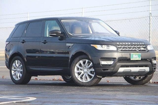 NEW 2017 LAND ROVER RANGE ROVER SPORT 3.0L V6 TURBOCHARGED DIESEL WITH NAVIGATION & 4WD