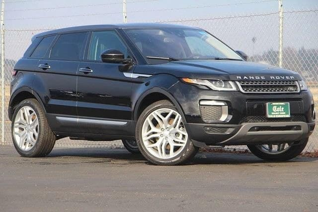 NEW 2017 LAND ROVER RANGE ROVER EVOQUE HSE 4WD
