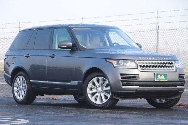 NEW 2017 LAND ROVER RANGE ROVER TURBOCHARGED 4WD