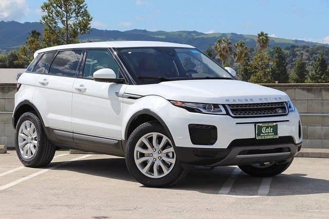 NEW 2018 LAND ROVER RANGE ROVER EVOQUE SE 4WD