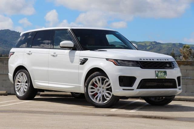 2018 LAND ROVER RANGE ROVER SPORT 4WD