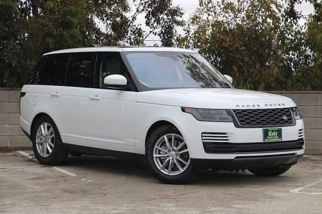 NEW 2018 LAND ROVER RANGE ROVER 3.0L V6 TURBOCHARGED DIESEL TD6 4WD