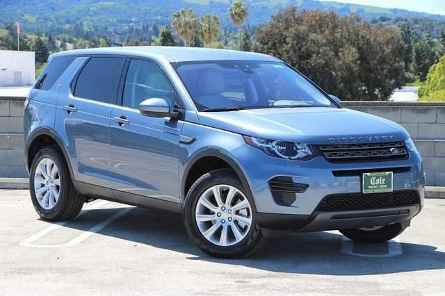 NEW 2018 LAND ROVER DISCOVERY SPORT HSE 286HP 4WD