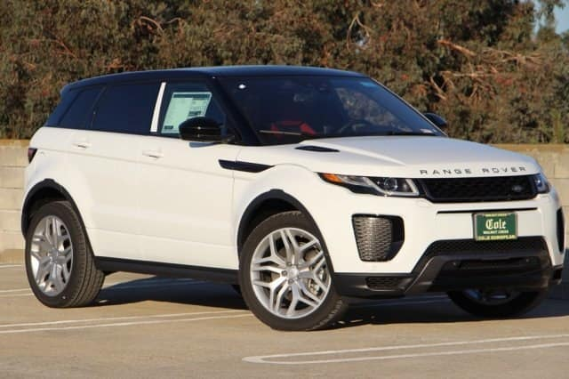 NEW 2018 LAND ROVER RANGE ROVER EVOQUE HSE DYNAMIC 4WD