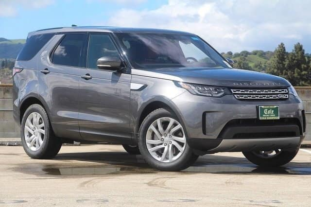 NEW 2018 LAND ROVER DISCOVERY HSE 4WD