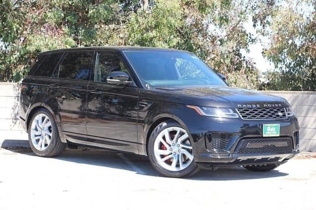 NEW 2018 LAND ROVER RANGE ROVER SPORT SUPERCHARGED 4WD