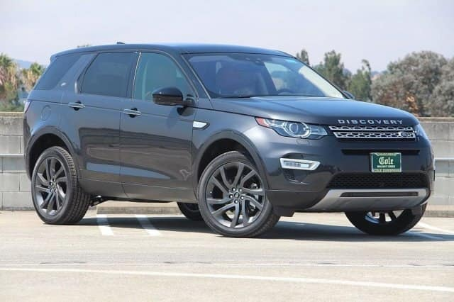 NEW 2018 LAND ROVER DISCOVERY SPORT HSE LUX 4WD