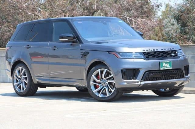 NEW 2018 LAND ROVER RANGE ROVER SPORT HSE DYNAMIC 4WD