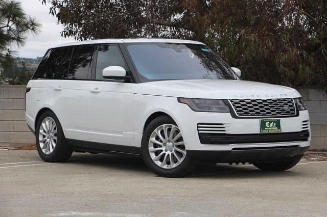 NEW 2018 LAND ROVER RANGE ROVER 3.0L SUPERCHARGED HSE 4WD