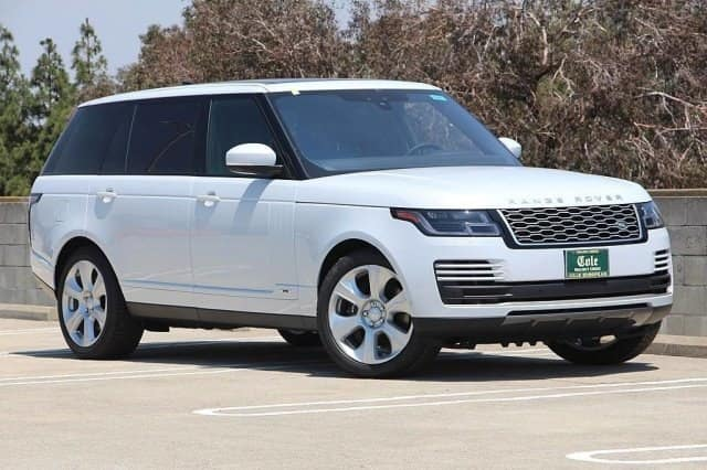 NEW 2018 LAND ROVER RANGE ROVER 5.0L SUPERCHARGED 4WD