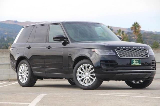NEW 2018 LAND ROVER RANGE ROVER TURBOCHARGED DIESEL HSE TD6 4WD