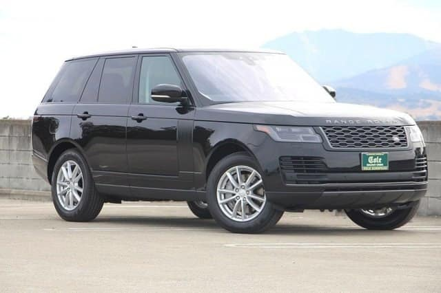 NEW 2018 LAND ROVER DISCOVERY RANGE ROVER SUPERCHARGED 4WD