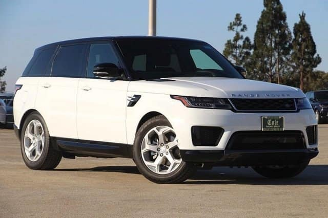 NEW 2018 LAND ROVER RANGE ROVER SPORT HSE TD6 4WD