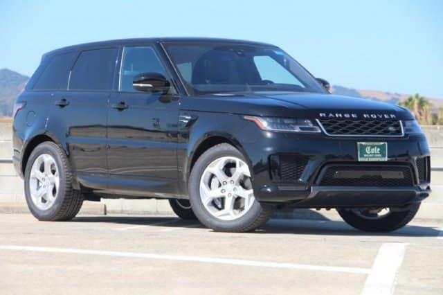 NEW 2018 LAND ROVER RANGE ROVER SPORT HSE 4WD