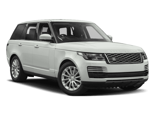 NEW 2018 LAND ROVER RANGE ROVER SUPERCHARGED HSE 4WD