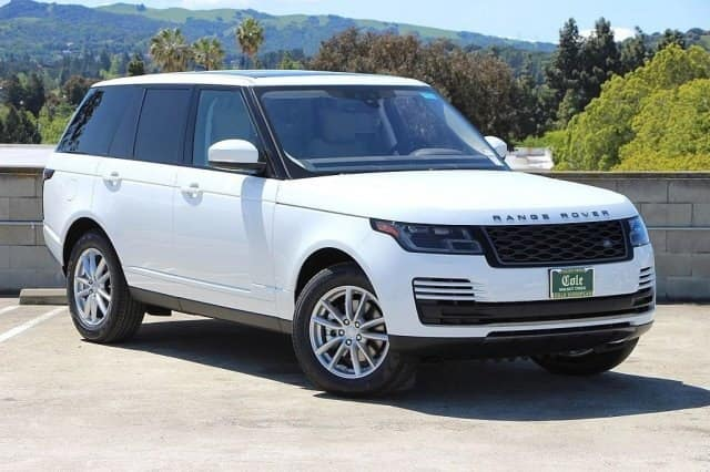 NEW 2018 LAND ROVER RANGE ROVER TURBOCHARGED DIESEL TD6 4WD