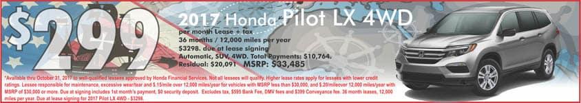 CR_homepage slider, columbus day 2017 Pilot lease