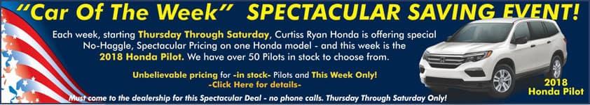CR_homepage slider, Car of the Week_Pilot