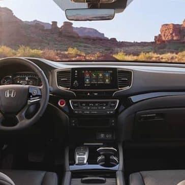 2019-Honda-Passport-Interior