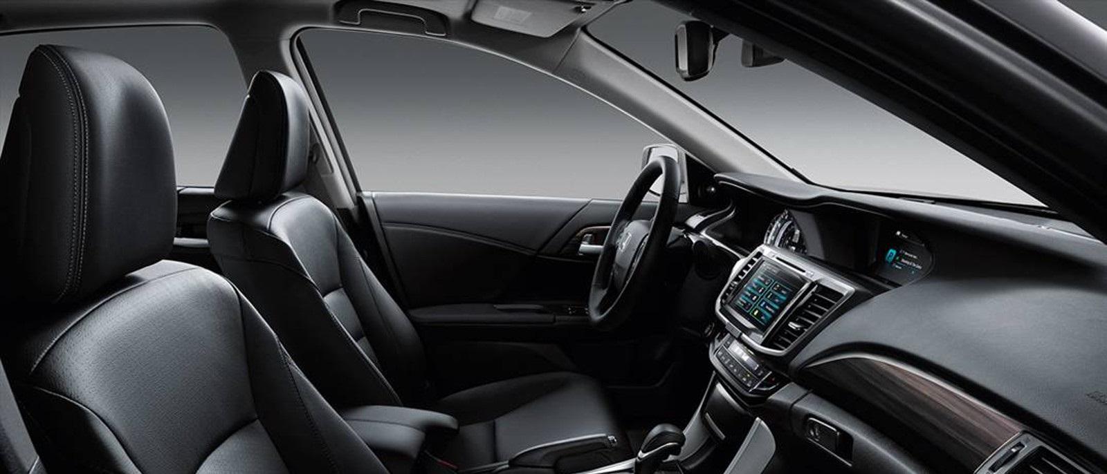 2016 Honda Accord Sedan Seats