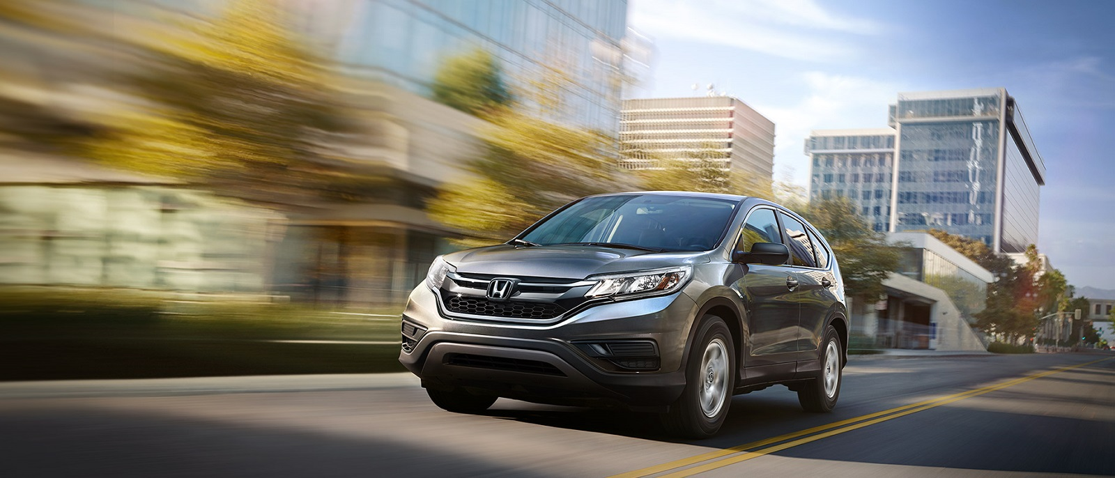 2016 Honda CR-V Performance