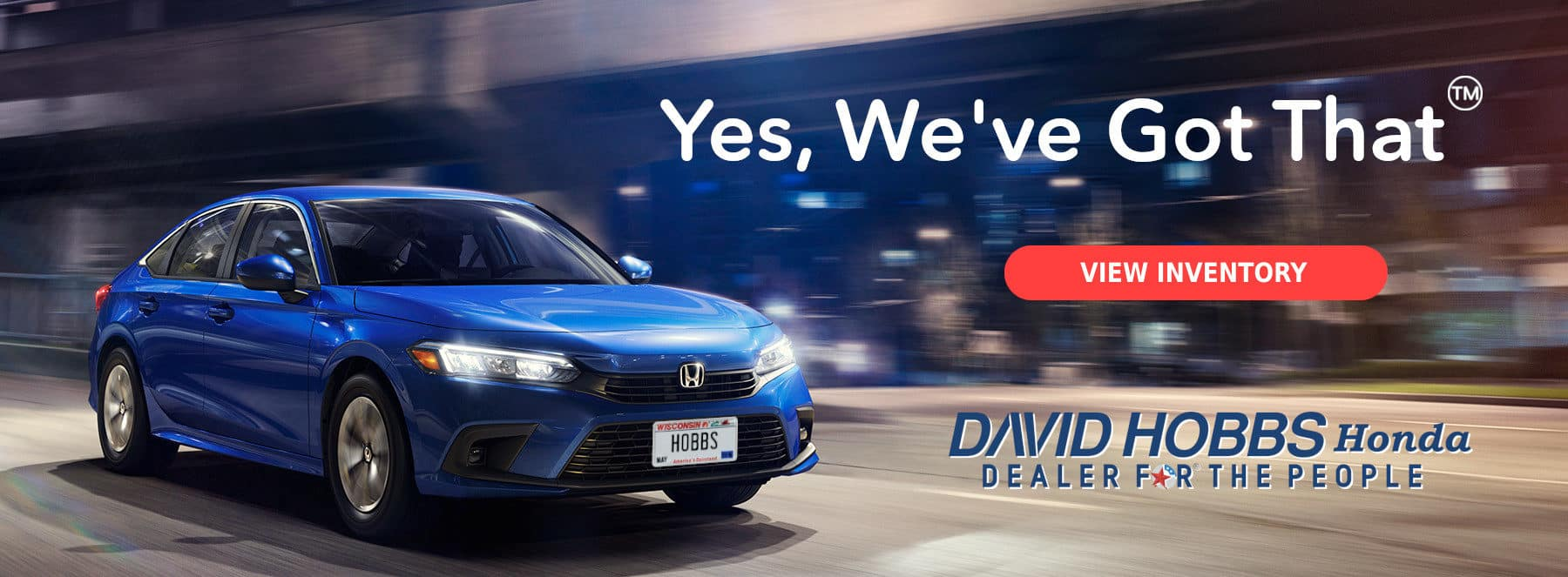 View New Honda Inventory