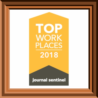 Top Work Places 2018 Glendale, WI