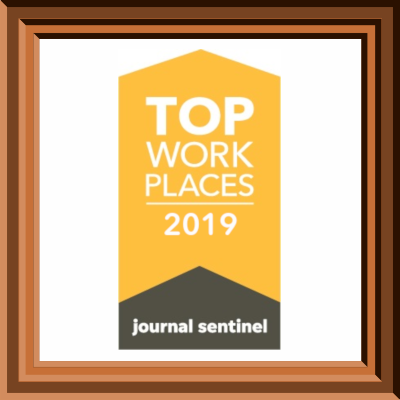 Top Work Places 2019 Glendale, WI